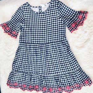 Gingham SJP for GAP Dress
